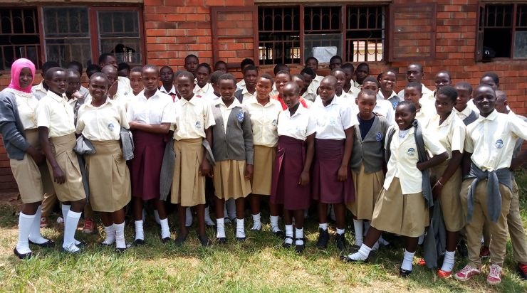 CoH pupils at Grace Secondary Sch 9-18.jpg